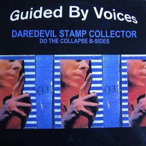 Daredevil Stamp Collector Album