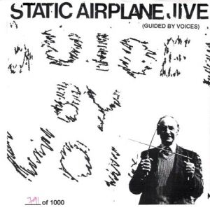 Static Airplane Jive Album