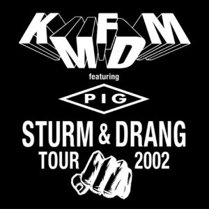 Sturm & Drang Tour 2002 Album