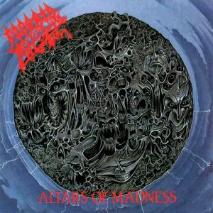 Morbid Angel Altars of Madness, 1989