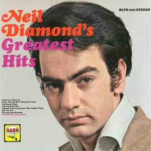 Neil Diamond's Greatest Hits - album