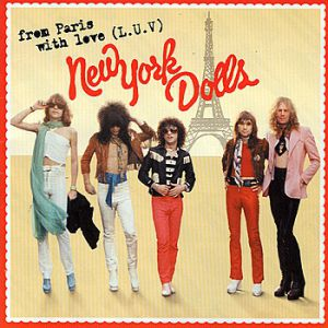 New York Dolls From Paris With Love (L.U.V.), 2002