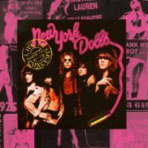 New York Dolls Live In Concert, Paris 1974, 1999