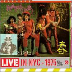 New York Dolls Red Patent Leather, 1984