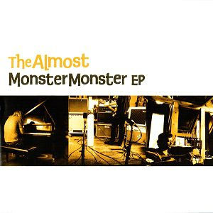Monster Monster EP - album