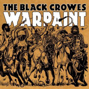 The Black Crowes Warpaint, 2008