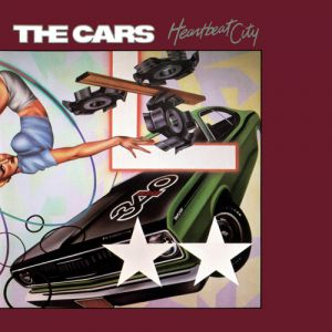 The Cars Heartbeat City, 1984