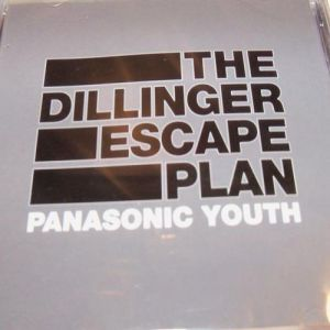 Panasonic Youth - album