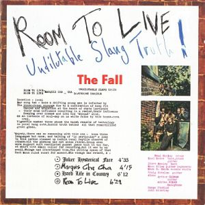 Room to Live - album
