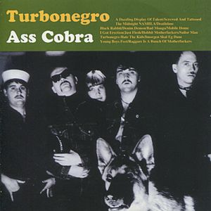Turbonegro Ass Cobra, 1996