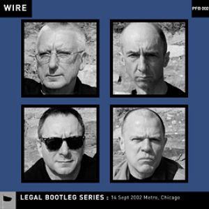 Legal Bootleg Series: 14 Sept 2002 Metro, Chicago Album