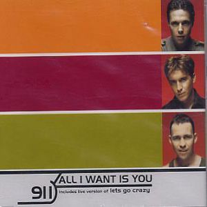 All I Want Is You Album