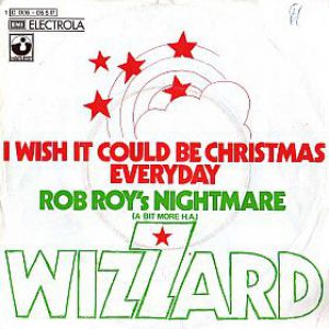 I Wish It Could Be Christmas Everyday Album