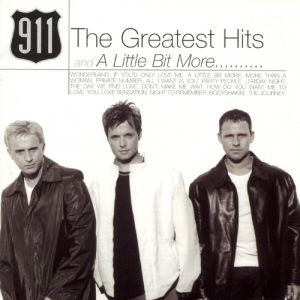 911 The Greatest Hits and a Little Bit More, 1999