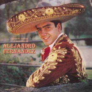 Alejandro fern ndez akordy a texty p sn zp vn k for Alejandro fernandez en el jardin lyrics