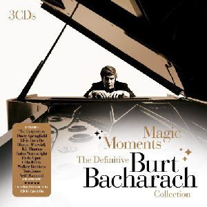 Magic Moments: The Definitive Burt Bacharach Collection Album