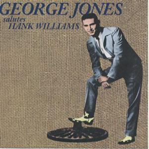 George Jones Salutes Hank Williams - album