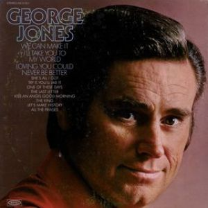 George Jones (We Can Make It) - album
