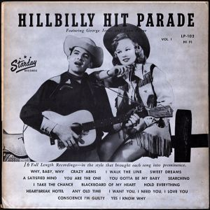 Hillbilly Hit Parade - album