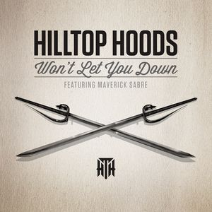 Won't Let You Down Album