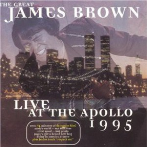 Live at the Apollo 1995 - album