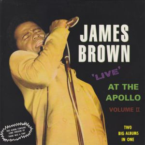 Live at the Apollo, Volume II - album