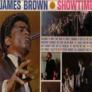 James Brown Showtime, 1964