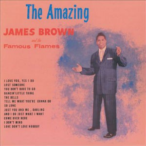 The Amazing James Brown - album