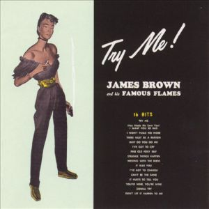 James Brown Try Me!, 1959