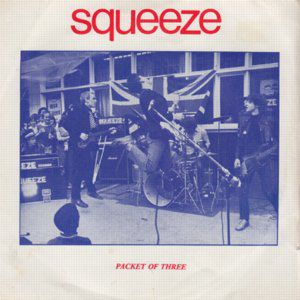 Squeeze Packet of Three, 1970