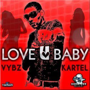 Vybz kartel yuh love chat lyrics