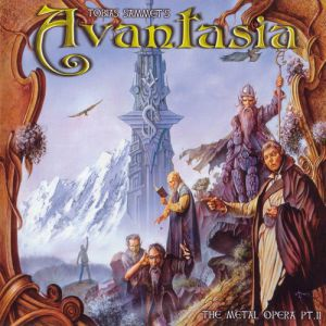 Avantasia The Metal Opera Part II, 2002