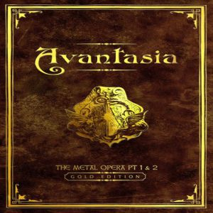 The Metal Opera: Pt 1 & 2 – Gold Edition Album