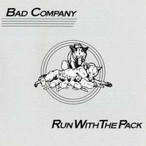 Bad Company Run with the Pack, 1976
