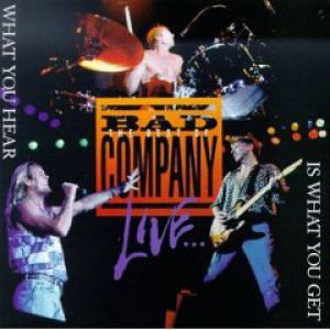 The Best of Bad Company Live Album