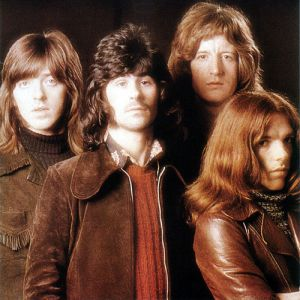 Badfinger Straight Up, 1971
