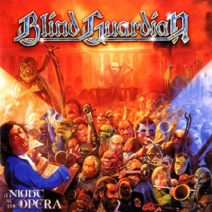 Blind Guardian A Night at the Opera, 2002