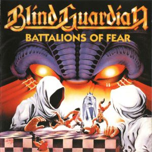 Blind Guardian Battalions of Fear, 1988