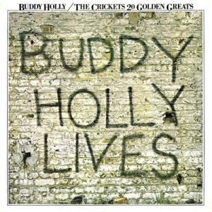 Buddy Holly 20 Golden Greats, 1978