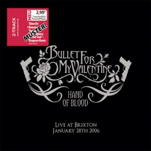 Hand of Blood: Live at Brixton Album