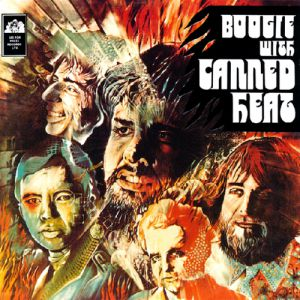 Boogie with Canned Heat - album
