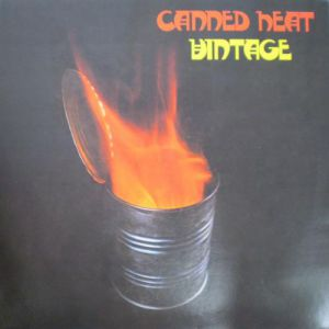 Canned Heat Vintage, 1970