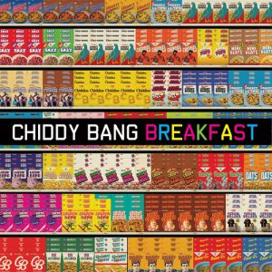Chiddy Bang Breakfast, 2012