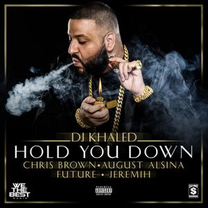 Hold You Down - album