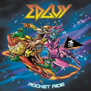 Rocket Ride - album