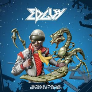 Space Police: Defenders of the Crown - album