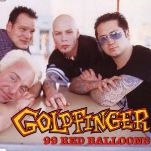 99 Red Balloons - GoldFinger Music Video and Lyrics