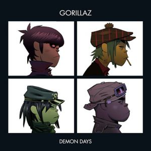Demon Days - album
