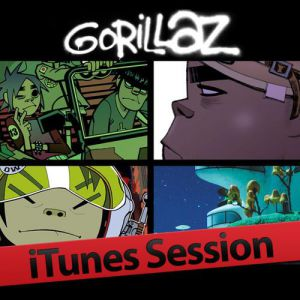 iTunes Session - album