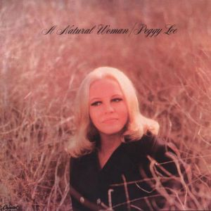 Peggy Lee A Natural Woman, 1969